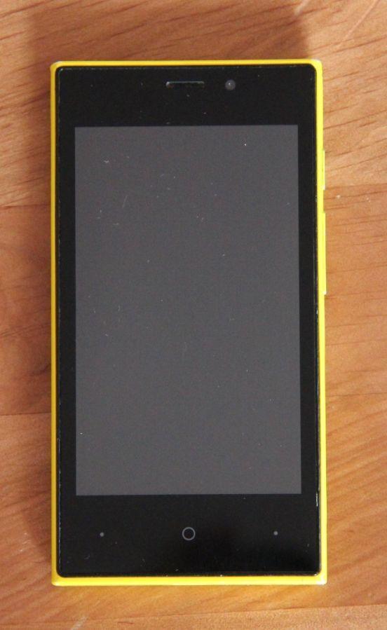 Highscreen Zera F, 4 ядра, IPS экран, тонкий, легкий, компактный