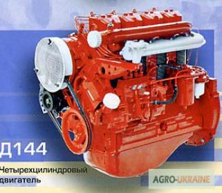 Двигатель Д-144 (Т-40)