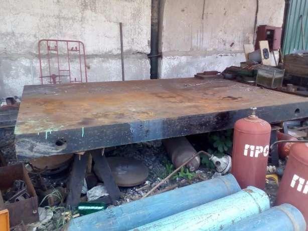 Продам плиты поверочные / разметочные 630х1000 - 2000х5000