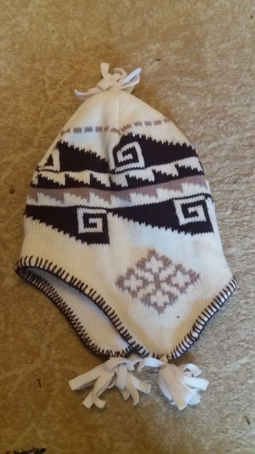 Продается шапка зимняя окружность 46 см