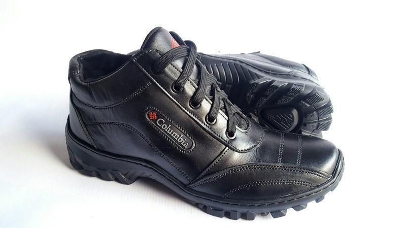 e60e5d325c9a Мужские зимние кожаные ботинки Columbia ZK Winter  800 грн ...