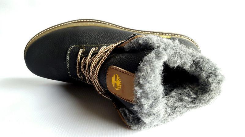 326e1cbc4 Купить сейчас - Мужские зимние кожаные ботинки Timberland Anser: 1 ...
