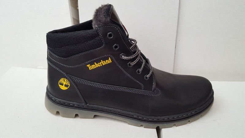 eb3e177c1d3e Мужские зимние кожаные ботинки больших размеров 46,47,48,49,50 Boss