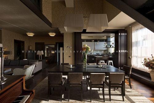 Фото 5 - Эксклюзивный дизайн апартаментов в стиле «фьюжн» на Воровского.