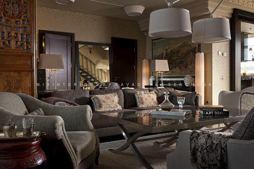 Фото 9 - Эксклюзивный дизайн апартаментов в стиле «фьюжн» на Воровского.