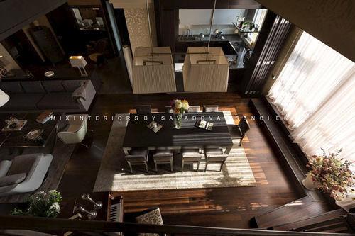 Фото 7 - Эксклюзивный дизайн апартаментов в стиле «фьюжн» на Воровского.