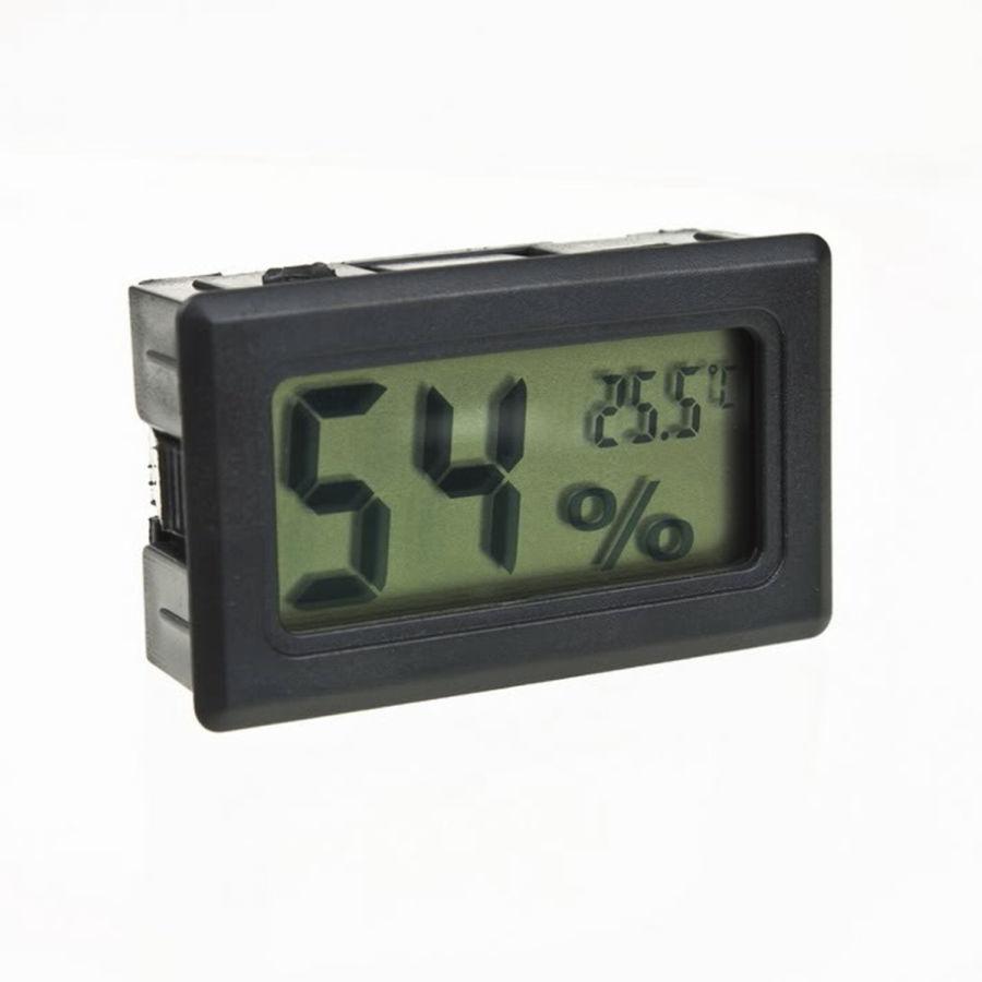 Термометр, гигрометр термогигрометр Влажность и температура LCD, ЖК