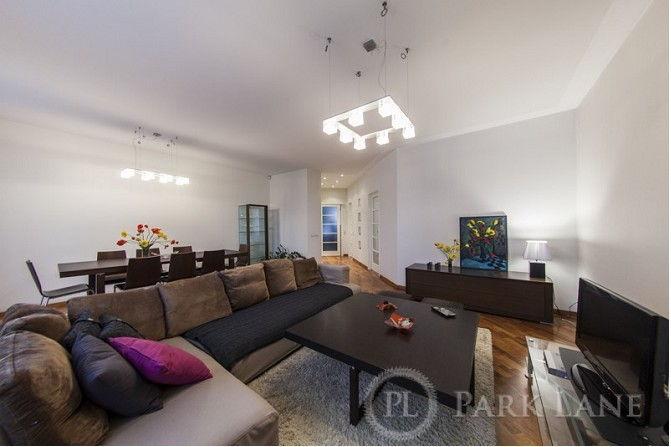 3 к. квартира с современным ремонтом на Липках