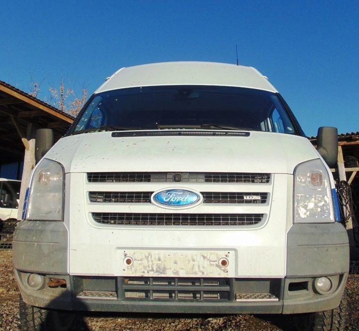 Решетка радиатора TREND Форд Транзит Ford Transit с 2006 г. в.