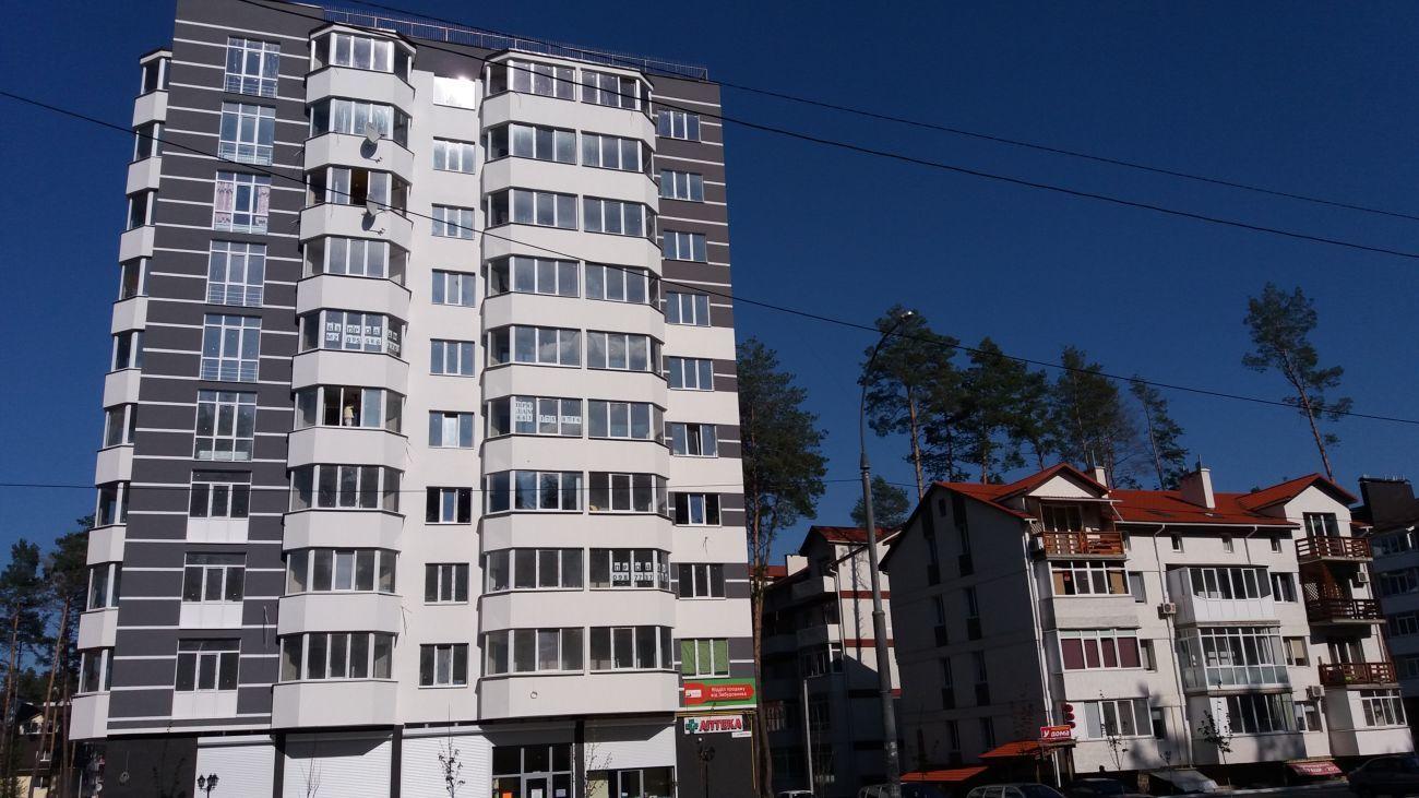 Квартира по Новой трассе в Ирпене. 7км от Киева