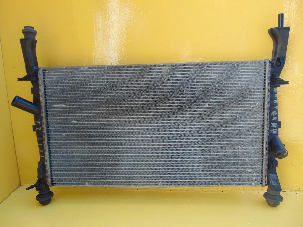 Радиатор охлаждения Форд Транзит Ford Transit 2.2/2.4 TDCI с 2006 г.
