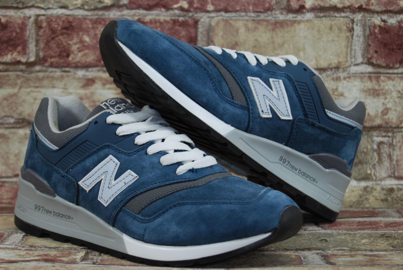 Мужские кроссовки New Balance 997 Made in USA ab7a0e12c51f7
