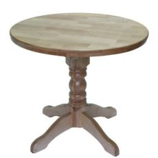 Мебель для ресторанов, Стол Круглый Аврора на одной ноге