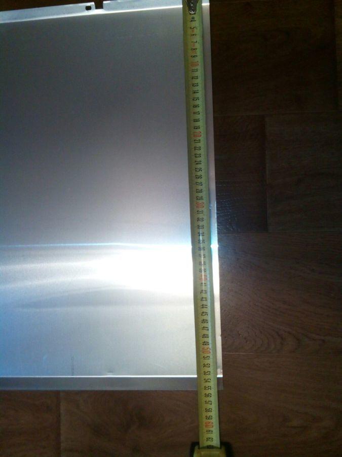 Фото - Листовой алюминий для покрытия крыш ульев.