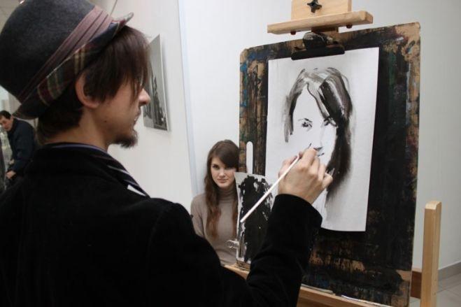 Требуется художник-портретист