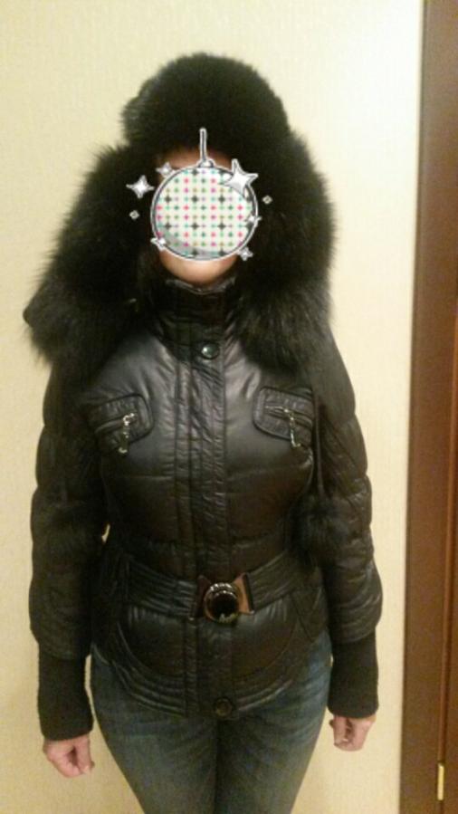 Фото 2 - Куртка-пуховик