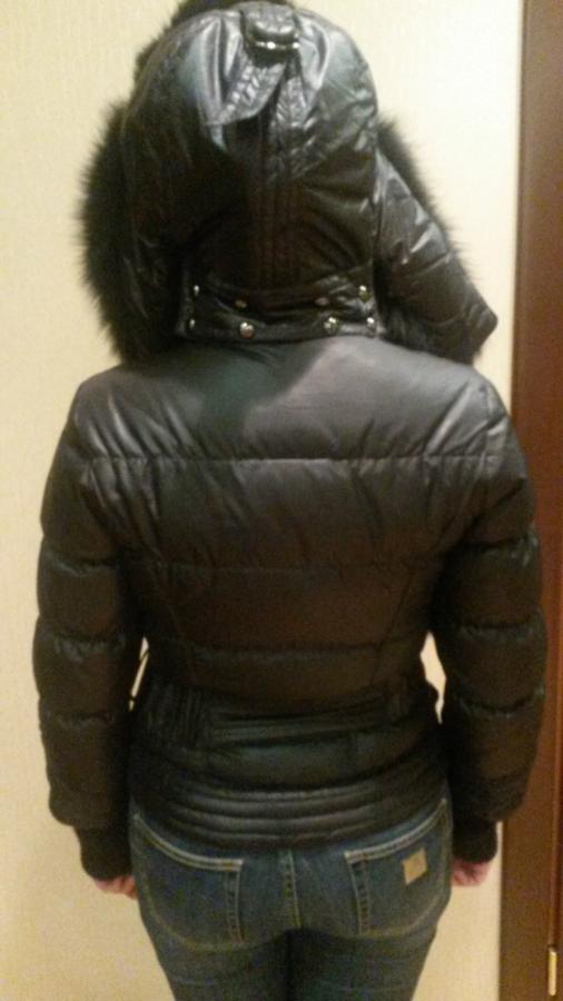 Фото 4 - Куртка-пуховик