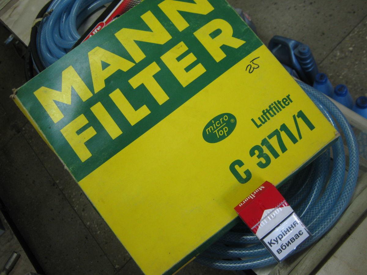 Фото - Фильтр воздушный MANN C3171/1 FORD, OPEL