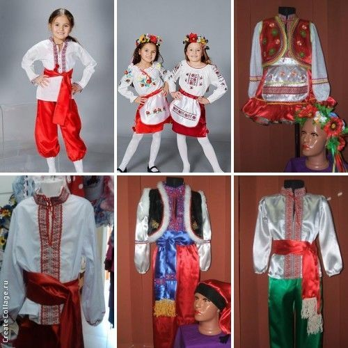 Маскарадные костюмы и платья