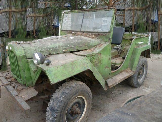 Продам джип ГАЗ-67Б