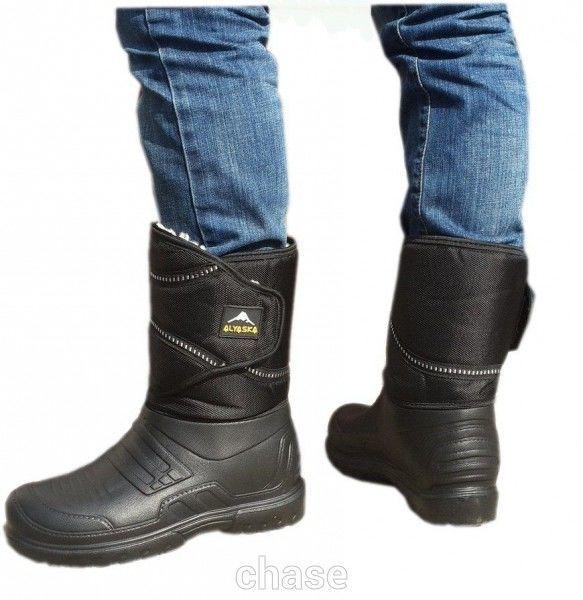 d11ee494f Купить сейчас - Мужские сапоги Аляска на пене: 215 грн. - Ботинки ...