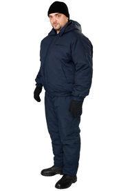 костюм рабочий зимний,спецодежда утепленная,куртка,полукомбинезон