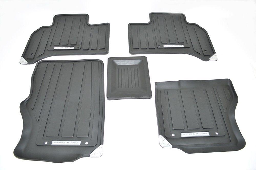 VPLGS0150 Коврики резиновые салона | Range Rover SWB