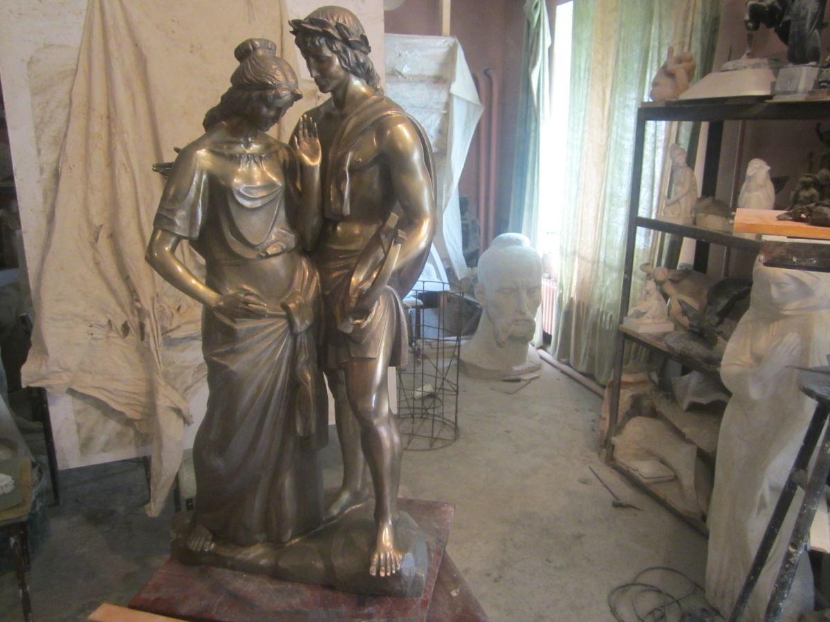 Скульптура на заказ, памятники.
