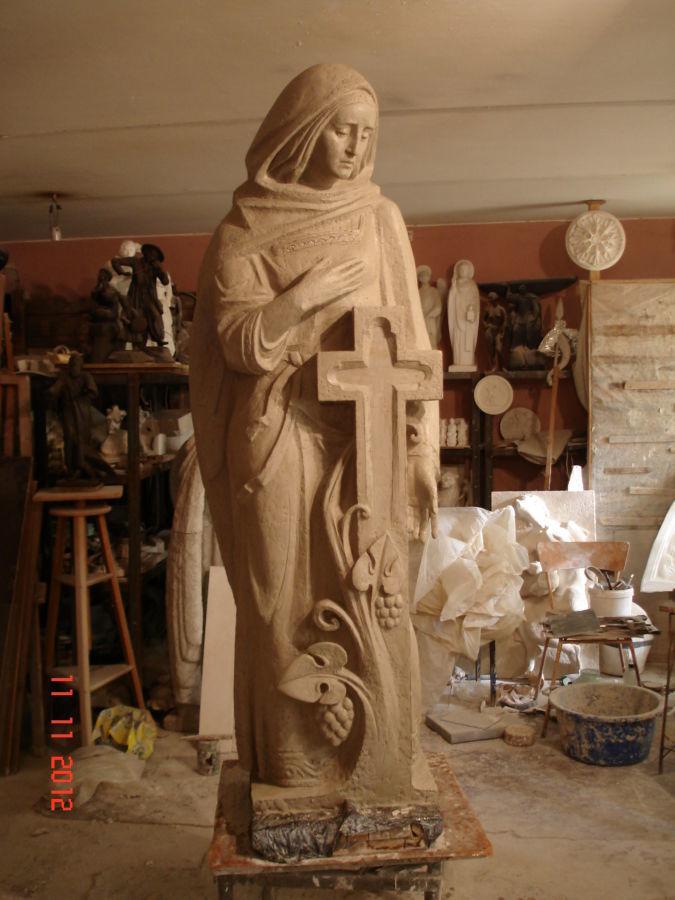 Фото 4 - Памятники, скульптура