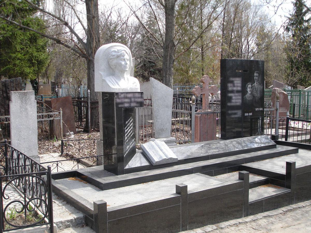 Фото 2 - Памятники, скульптура