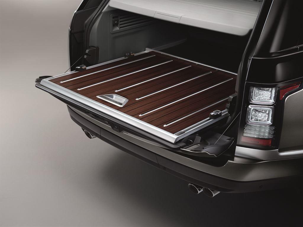 LR077215 Комплект для сдвижного пола Shadow Walnut | Range Rover