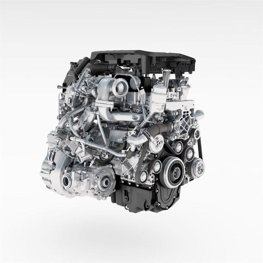 LR073828 Мотор, двигатель 2.2 Diesel | Range Rover Evoque