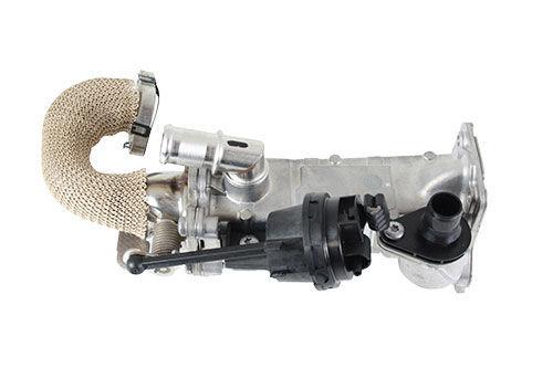 LR057662 Охладитель (теплообменник) клапана EGR 2.2 Diesel