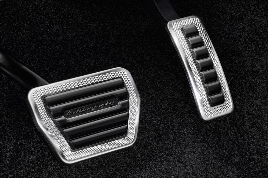 LR074266 Комплект накладок на педали для автомат коробки АКПП  | Range