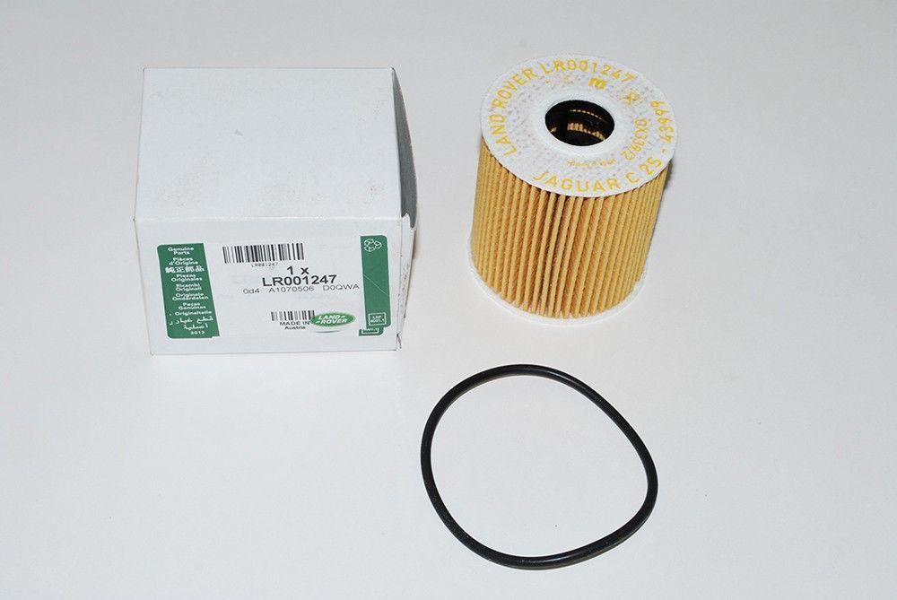 LR030778 Фильтр масляный 2.2 Diesel | Range Rover Evoque