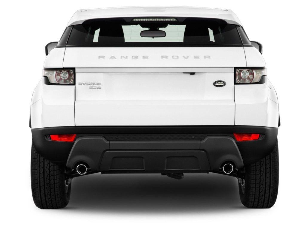 LR058060 Бампер задний Pure | Range Rover Evoque