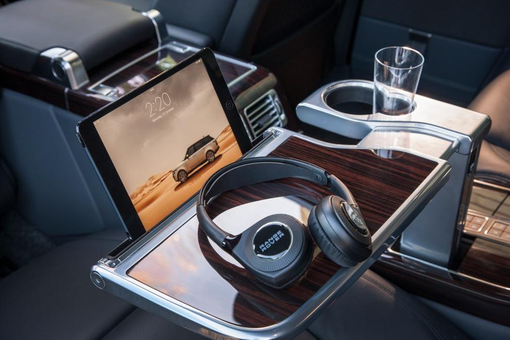 LR068389 Наушники для пассажиров | Range Rover