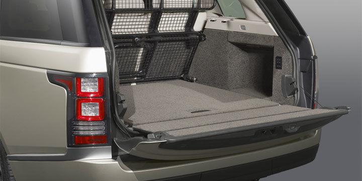 VPLGS0162 Перегородка багажного отделения   Range Rover