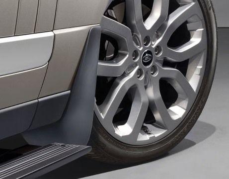 VPLGP0111 Передние брызговики под выездные подножки | Range Rover