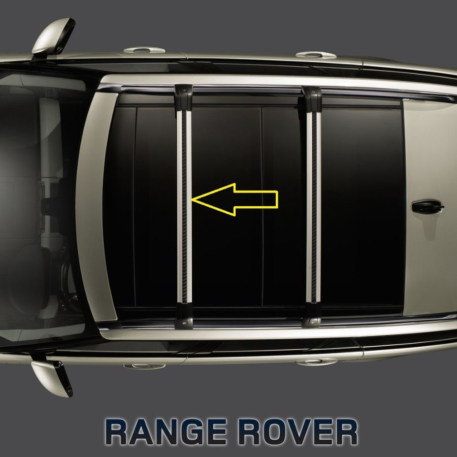 VPLGR0102 Поперечные рейлинги на крышу | Range Rover