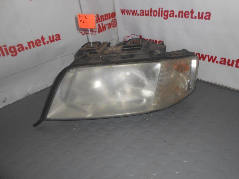 Фара передняя левая (4B0941003BJ) AUDI A6 C5 97-05