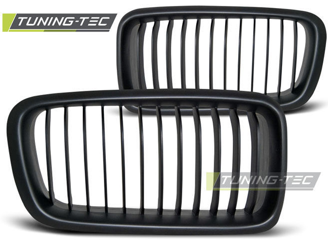 Решётки радиатора BMW E38 06.94 - 07.01 BLACK (GRBM22)