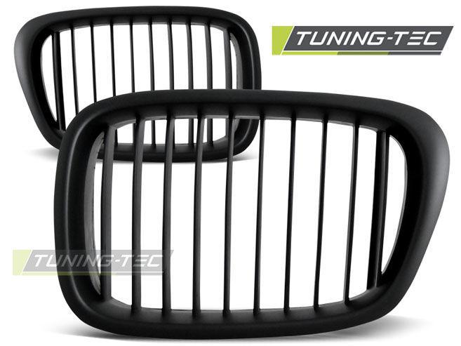 Решётки радиатора BMW E39 09.95-06.03 BLACK (GRBM20)