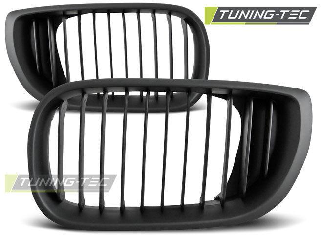 Решётки радиатора BMW E46 09.01-03.05 BLACK (GRBM16)