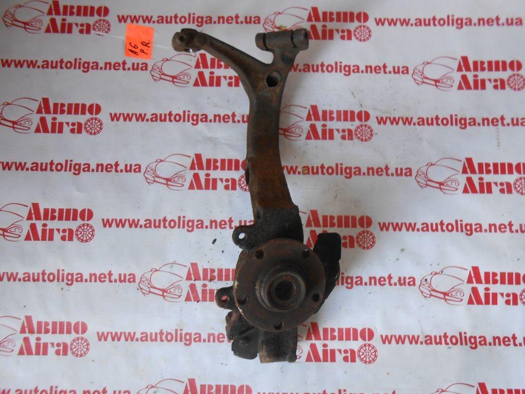 Цапфа со ступицей передняя правая AUDI A6 C5 97-05