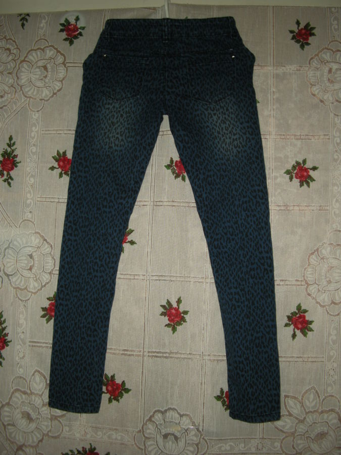 "Супер джинсы skinny""76%коттон,22%пол-р,2%эластан"
