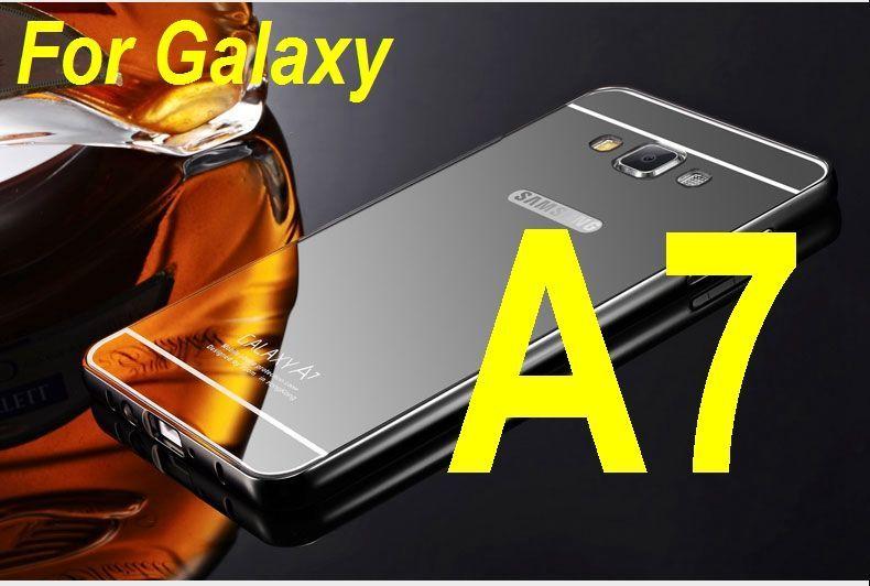 Чехол накладка для Samsung Galaxy A7 A700 2015