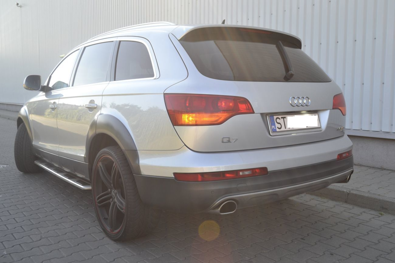 Audi Q7 (Ауди  Q7) Крышка багажника 2006-2015 р.