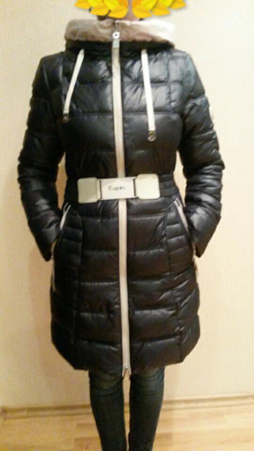 Фото - Пальто зимнее