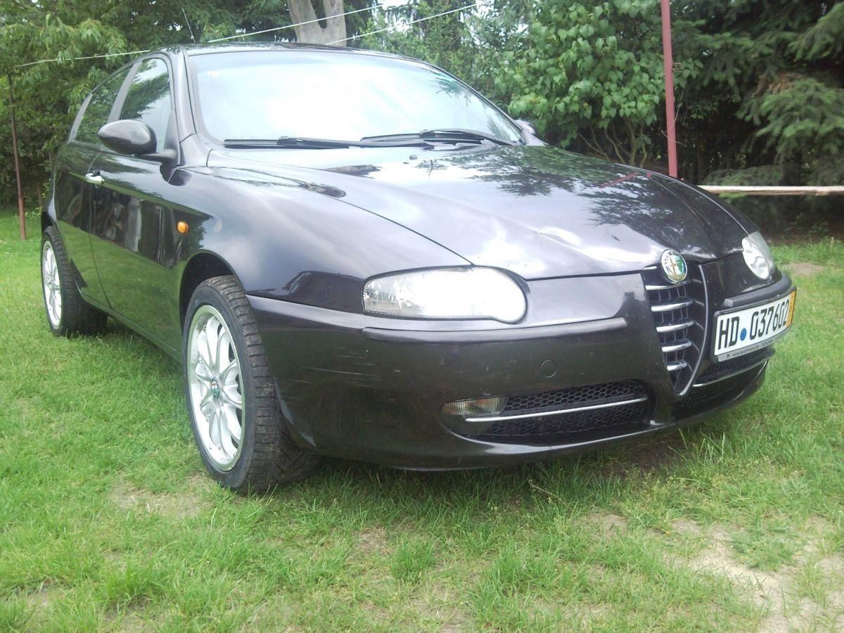 Alfa Romeo 147 (Альфа Ромео 147)   Разборка детали б.у шрот
